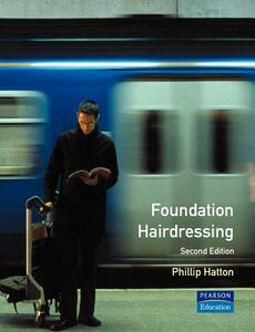 Foundation Hairdressing: NVQ Level 2 - Phillip Hatton - cover