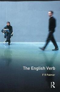 The English Verb - F. R. Palmer - cover
