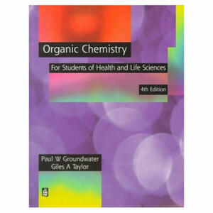 Organic Chemistry for Health and Life Sciences - cover