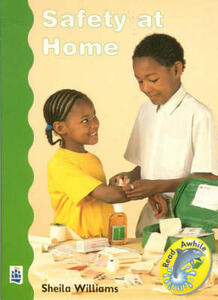 Safety At Home - S. C. Williams-Hodge - cover