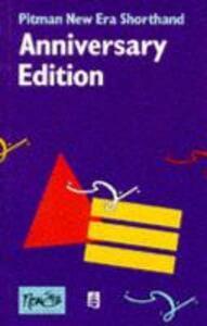 Pitman New Era Anniversary Edition - Audrey O'Dea - cover