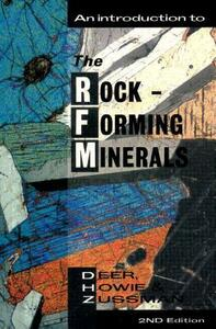 An Introduction to the Rock-Forming Minerals - W. A. Deer,R. A. Howie,Joseph Zussman - cover