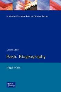 Basic Biogeography - N. V. Pears - cover