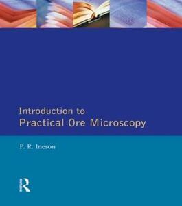 Introduction to Practical Ore Microscopy - P. R. Ineson - cover