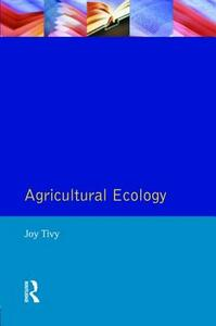 Agricultural Ecology - Joy Tivy - cover