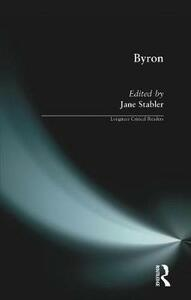 Byron - Jane Stabler - cover