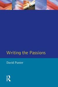 Writing the Passions - David Punter - cover