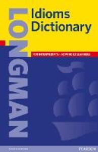 Longman Idioms Dictionary Paper - cover