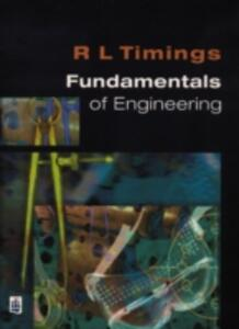 Fundamentals of Engineering: NVQ Engineering Manufacture (Foundation: Level 2): Mandatory Units - Roger L. Timings - cover