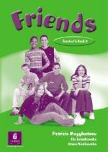 Friends 2 (Global) Teacher's Book - Liz Kilbey - cover