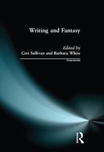 Writing and Fantasy - Barbara White - cover