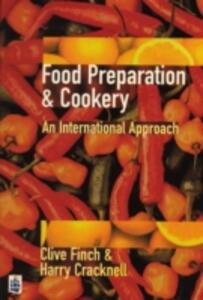 Food Preparation: An International Approach - Clive F. Finch,Harry Cracknell - cover