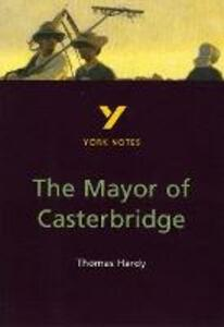 The Mayor of Casterbridge - Mary Sewell - cover