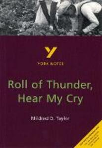 Roll of Thunder, Hear My Cry: York Notes for GCSE - Imelda Pilgrim - cover