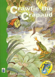 Crawfie the Crapaud - Earl Lovelace - cover