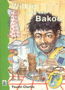Wilkie and Bakoo - Charles Faustin - cover