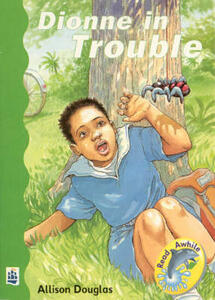 Dionne in Trouble - Douglas - cover