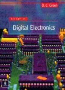 Digital Electronics - D. C. Green - cover