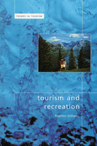 Tourism & Recreation - Stephen Williams - cover