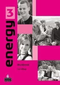 Energy 3 Workbook - Liz Kilbey - cover