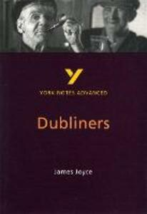 Dubliners: York Notes Advanced - John Brannigan - cover