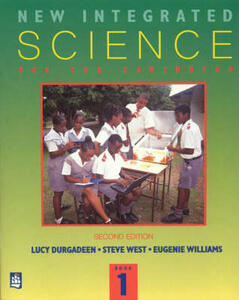 New Integrated Science for the Caribbean Book 1 - Steve West - cover