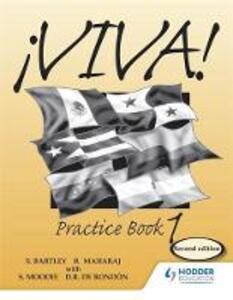 Viva Practice Book 1 2E - Sylvia Moodie,Derrunay R. Rondon,Bedoor Maharaj - cover