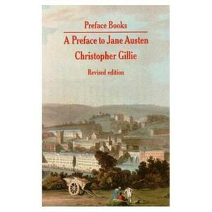 A Preface to Jane Austen - Christopher Gillie - cover