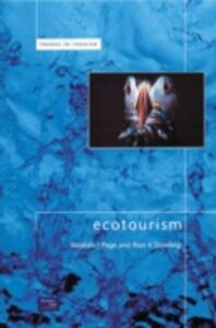Ecotourism - Stephen Page,Ross Dowling - cover