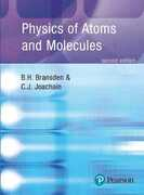 Libro in inglese Physics of Atoms and Molecules B. H. Bransden C. J. Joachain
