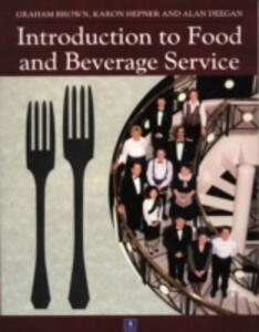Introduction to Food and Beverage Service - cover