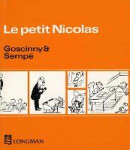Le Petit Nicolas Paper - Rene Goscinny,Sempe - cover
