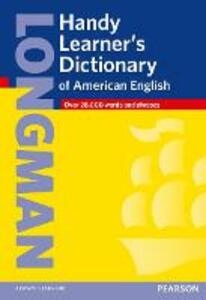 Longman Handy Learners Dictionary of American English New Edition Paper - cover