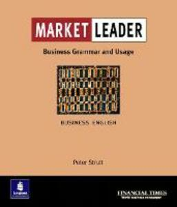 Market Leader:Business English with The FT Business Grammar & Usage Book - Peter Strutt - cover