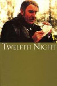 Twelfth Night - W. Shakespeare - cover
