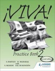 Viva Practice Book 2 2E - Sylvia Moodie,Derrunay R. Rondon,Bedoor Maharaj - cover