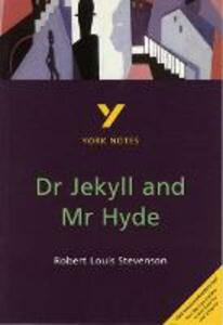 Dr Jekyll and Mr Hyde: York Notes for GCSE - Tony Burke - cover