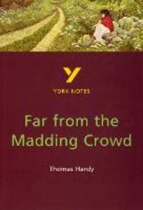 Far from the Madding Crowd: York Notes for GCSE - Nicola Alper - cover