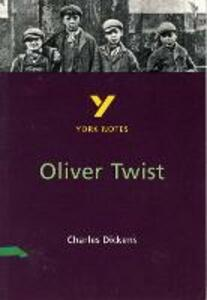 Oliver Twist: York Notes for GCSE - Suzanne Brown - cover