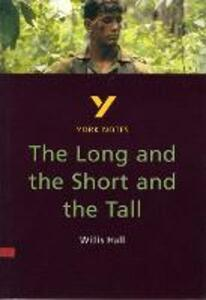 The Long and the Short and the Tall - Graeme Lloyd - cover