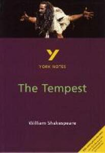 The Tempest: York Notes for GCSE - David Pinnington - cover