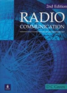 Radio Communication - D. C. Green - cover