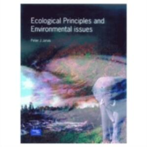 Ecological Principles and Environmental Issues - Peter Jarvis - cover