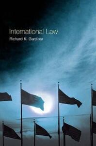 International Law - Richard Gardiner - cover