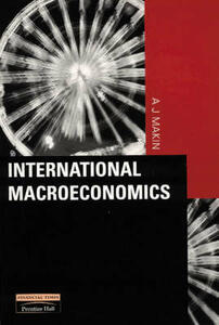 International Macroeconomics - Anthony Makin - cover