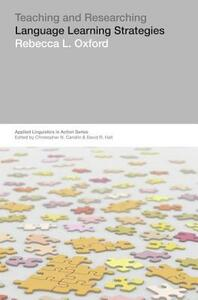 Teaching & Researching: Language Learning Strategies - Rebecca L. Oxford - cover