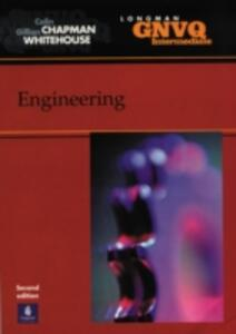 Intermediate GNVQ Engineering - Colin Chapman,Gillian Whitehouse - cover