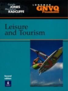 Foundation GNVQ Leisure and Tourism - Carole Jones,Margaret Radcliffe - cover