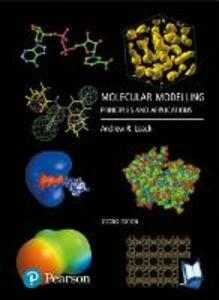 Molecular Modelling: Principles and Applications - Andrew R. Leach - cover