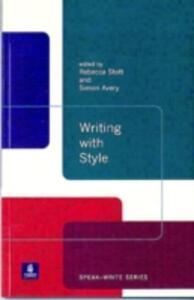 Writing With Style - cover